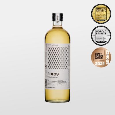 apros White Vermouth - 750