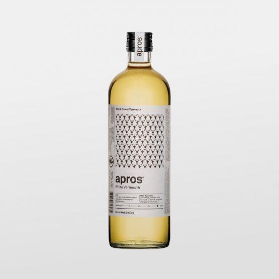 apros White Vermouth - 750ml